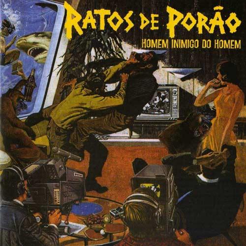 Ratos De Porao - Homem Inimigo Do Homem 2006