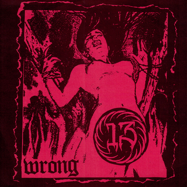 13, EyeHateGod - Wrong / Untitled - 1995