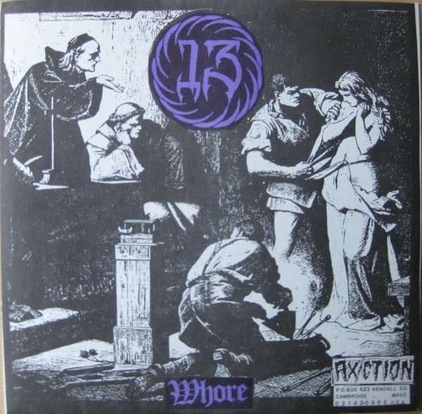 13 - Whore Split 7'' Eyehategod 1994
