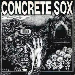 Concrete Sox - No World Order - 1993