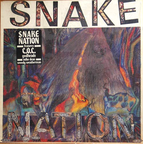 Snake Nation - Snake Nation 1989