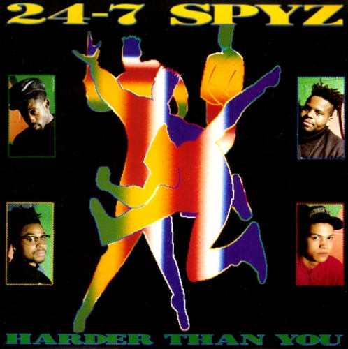 24-7 Spyz - Harder Than You - 1989