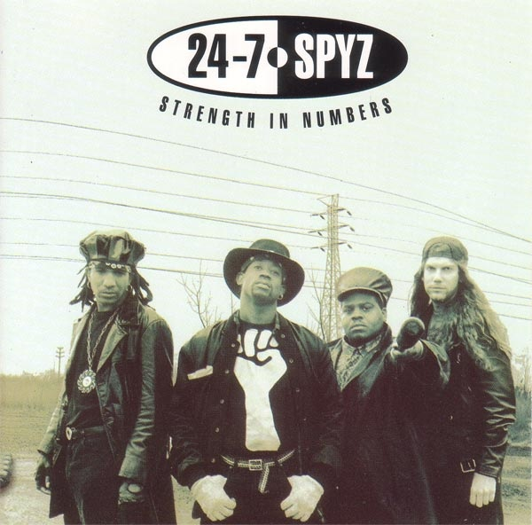 24-7 Spyz - Strength In Numbers - 1992
