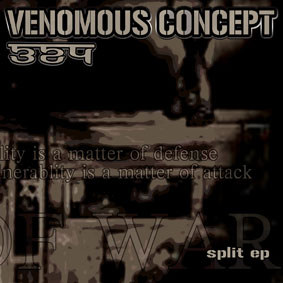 324 + Venomous Concept - Making Friends Split Ep 2006
