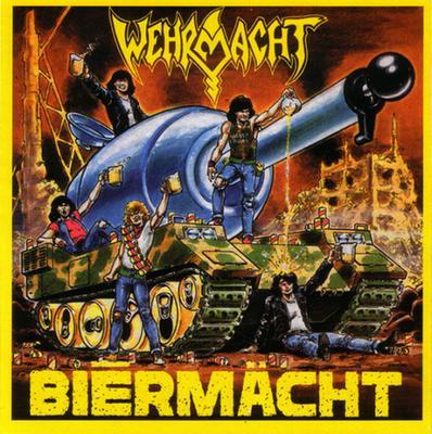 Wehrmacht - Biermächt 1988