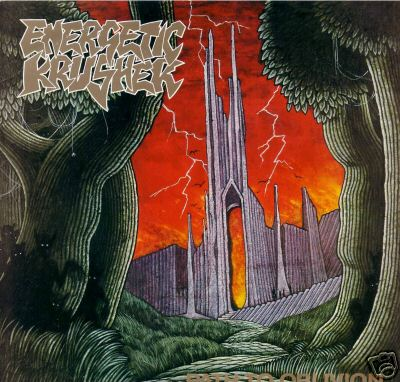 Energetic Krusher - Path To Oblivion 1989
