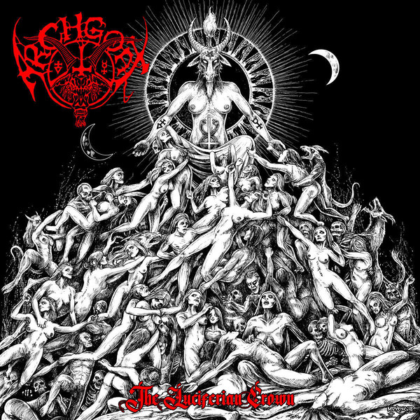 Archgoat - The Luciferian Crown - 2018
