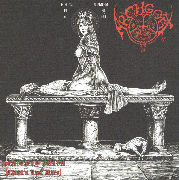 Archgoat - Heavenly Vulva (Christ's Last Rites) - 2011