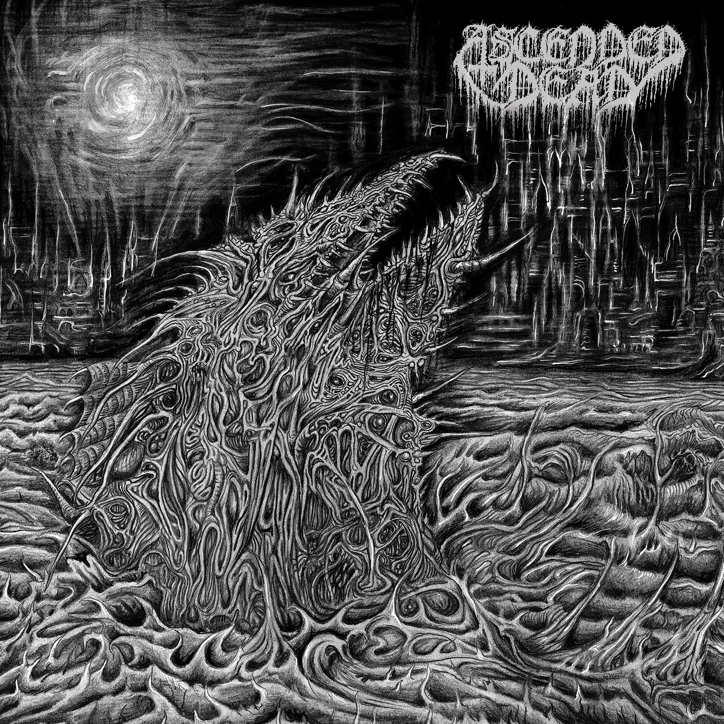 Ascended Dead - Abhorrent Manifestation - 2017