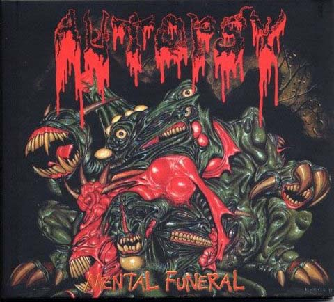 Autopsy - Mental Funeral 1989