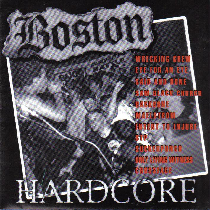 Various Artists - Boston Hardcore `89-`91 1991