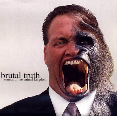 Brutal Truth - Sounds Of The Animal Kingdom - 1997