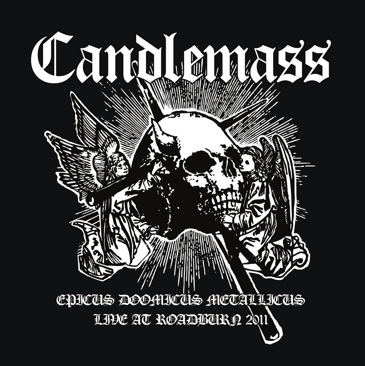 Candlemass - Epicus Doomicus Metallicus Live At Roadburn 2011 - 2013