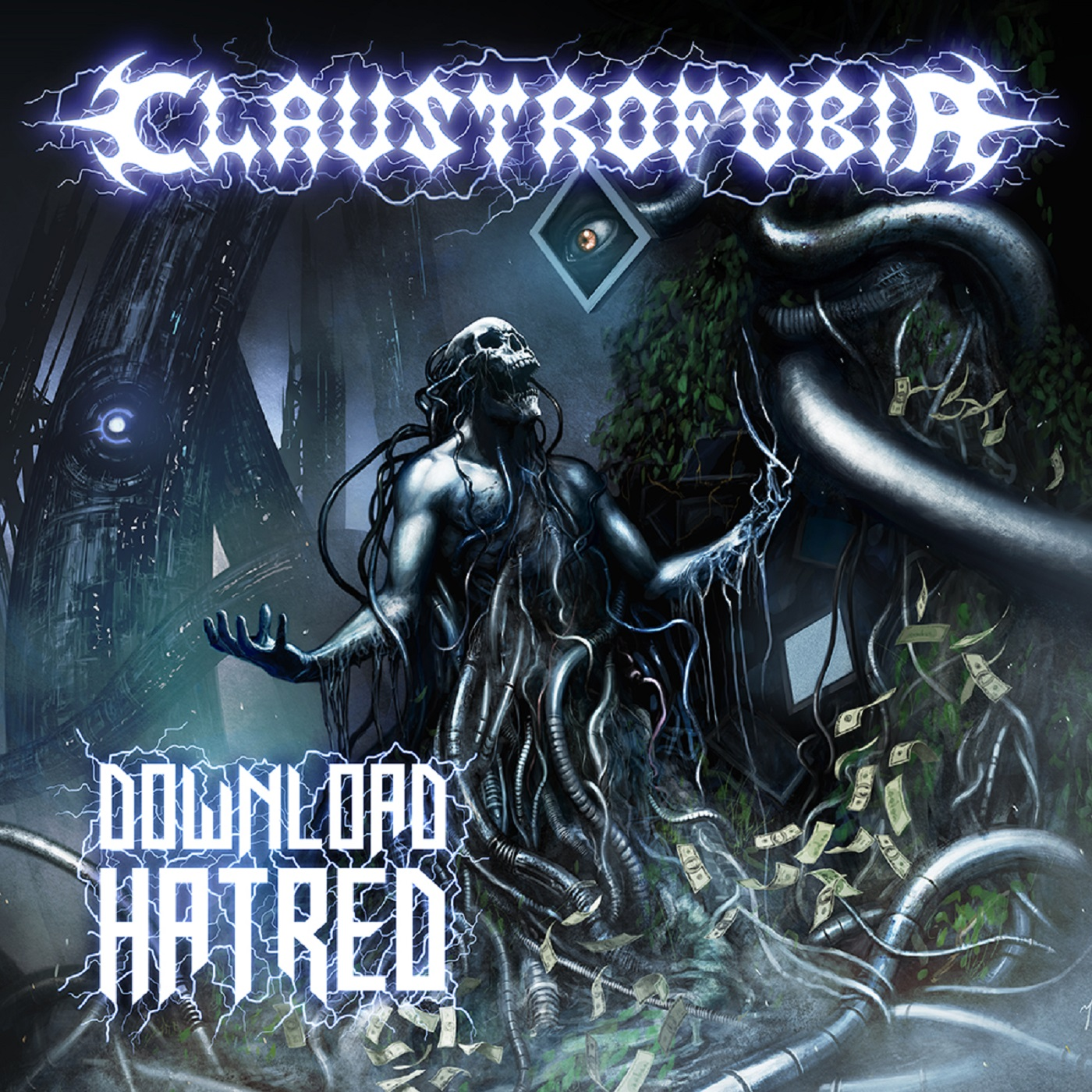 Claustrofobia - Download Hatred - 2016