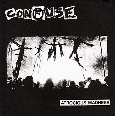 Confuse - Atrocious Madness (Neo + Jisatsu Omnibus Tracks) 1985/1988