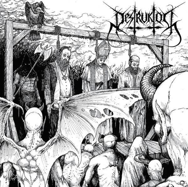 Destruktor - Opprobrium - 2015