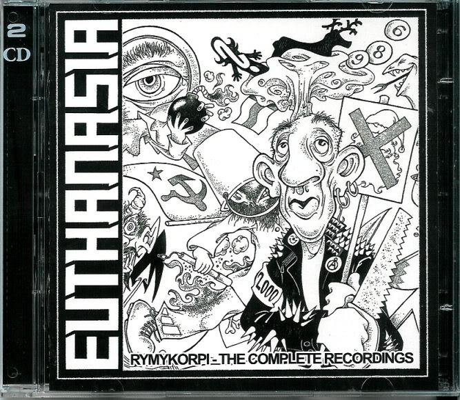 Euthanasia - Rymykorpi - The Complete Recordings - 2009