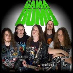 Gama Bomb - Tales From The Grave In Space - 2010