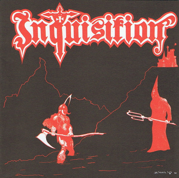 Inquisition - Anxious Death / Forever Under - 1990