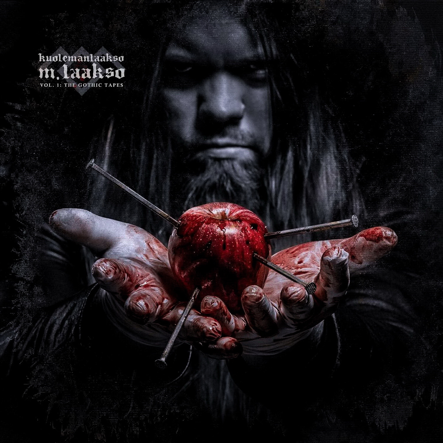 Kuolemanlaakso - M. Laakso - Vol. 1: The Gothic Tapes - 2016