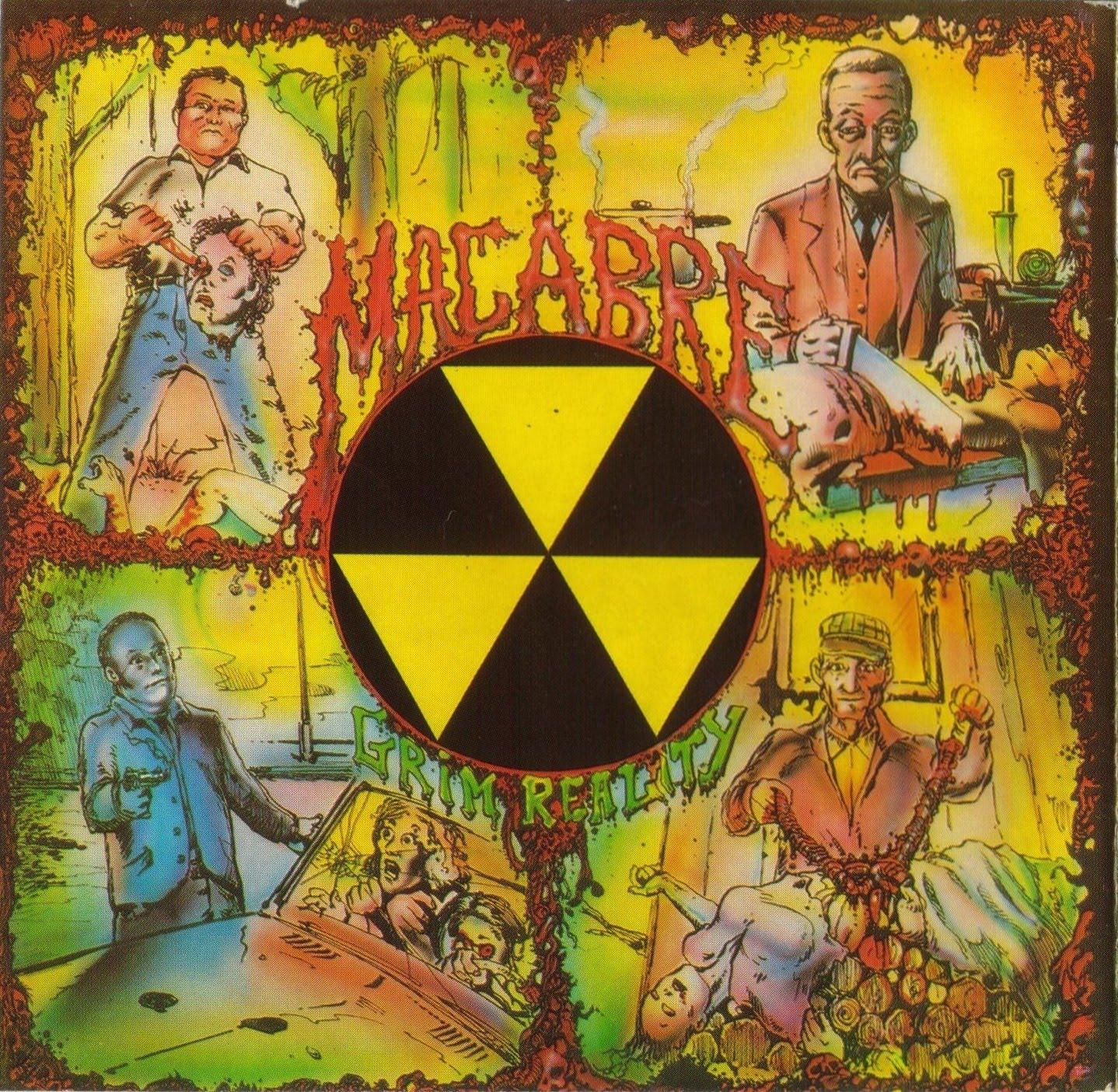 Macabre - Grim Reality - 1987