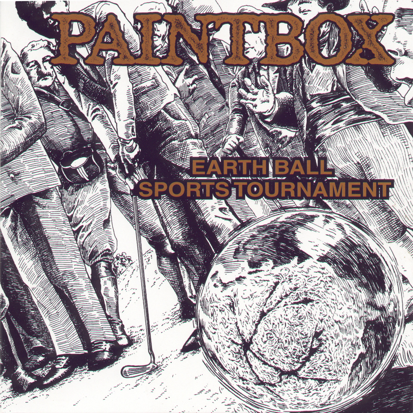 Paintbox - Earth Ball Sports Tournament 2000