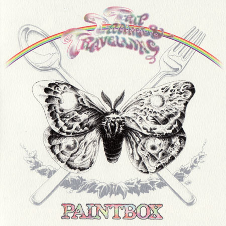 Paintbox - Trip, Trance & Travelling 2009