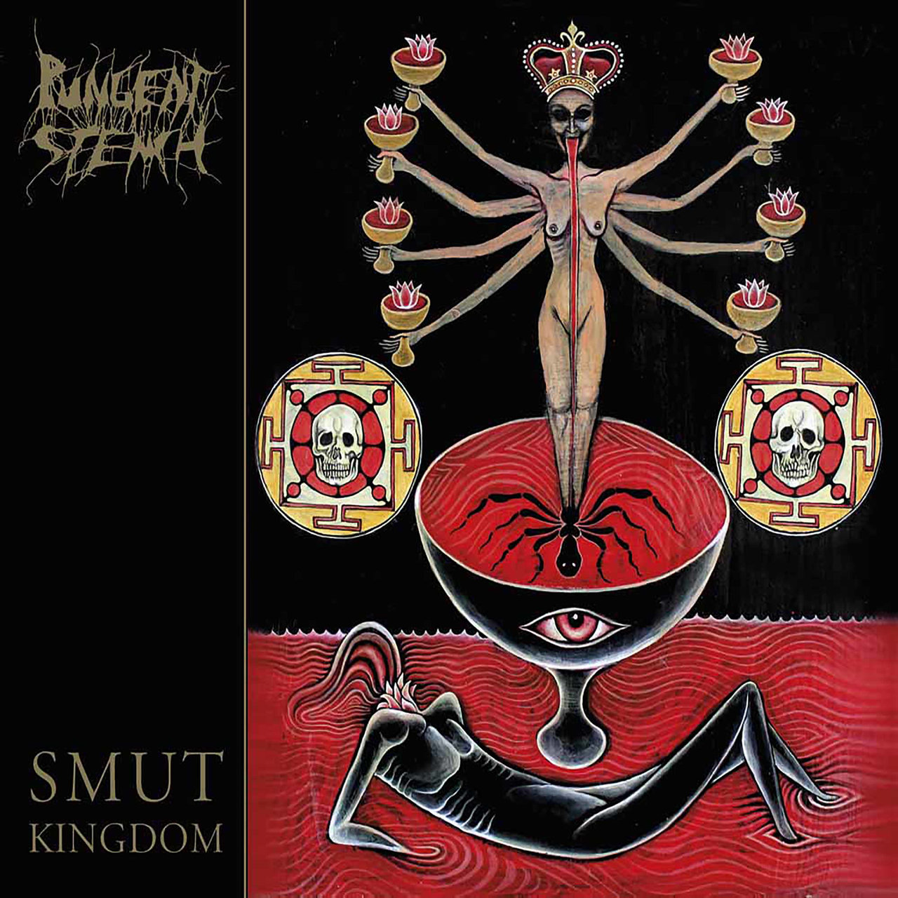 Pungent Stench - Smut Kingdom - 2018
