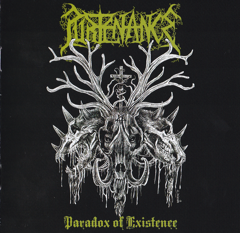 Purtenance - Paradox Of Existence - 2017