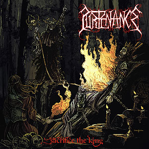 Purtenance - Sacrifice The King - 2012