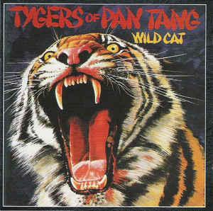 Tygers Of Pan Tang - Wild Cat - 1980