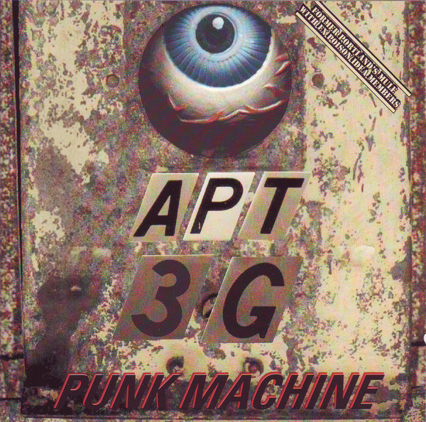 Apartment 3G - Punk Machine - 1993