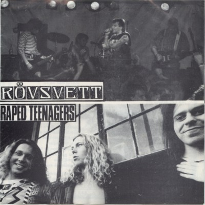 Raped Teenagers - Split Rovsvett 1989