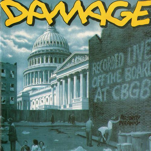 Damage - Live Off The Board At C.B.G.B. 1986
