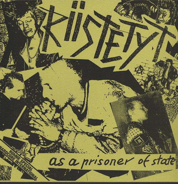 Riistetyt - As A Prisoner Of State 1983