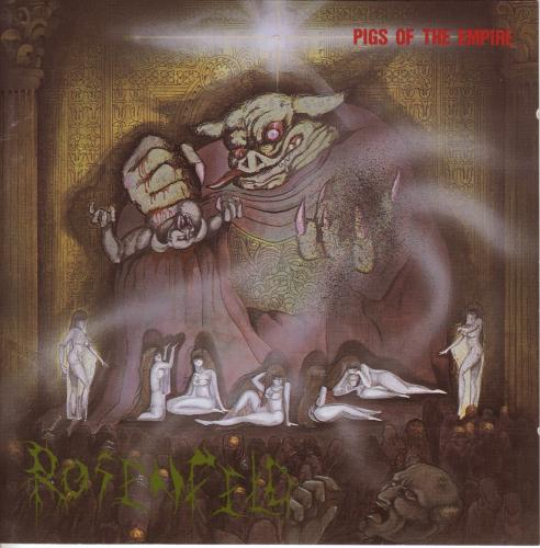 Rosenfeld - Pigs Of The Empire - 1991