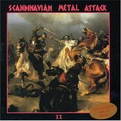 Various - Scandinavian Metal Attack II - 1984