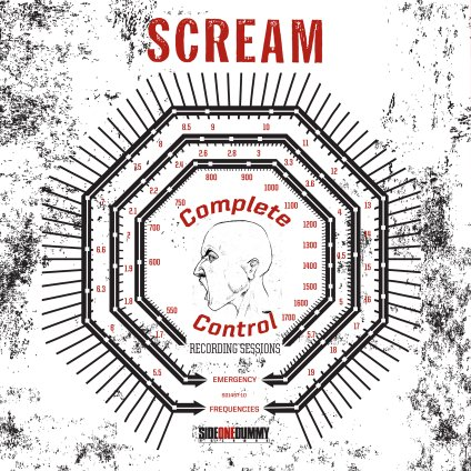 Scream - Complete Control Recording Sessions - 2011