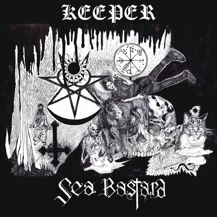 Sea Bastard, Keeper - Split - 2015