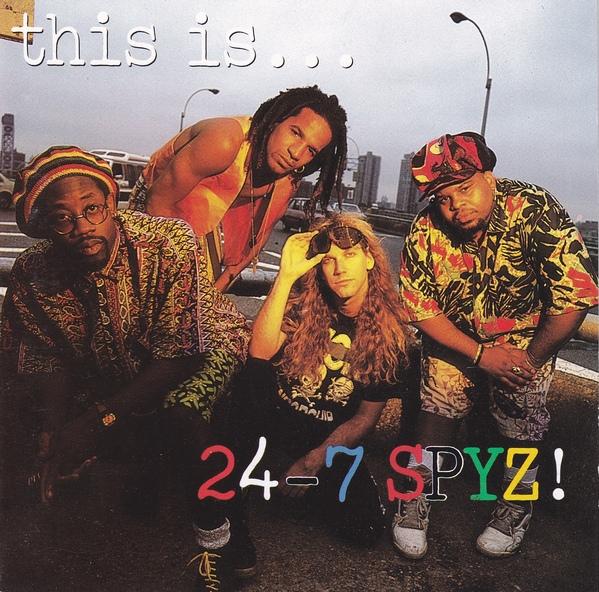 24-7 Spyz - This Is...24-7 Spyz! - 1991