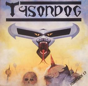 Tysondog - Four Track E.P. - 1985