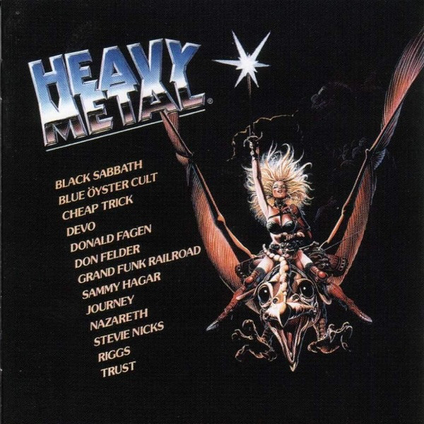 Various - Heavy Metal - Music From The Motion Picture - 1981
