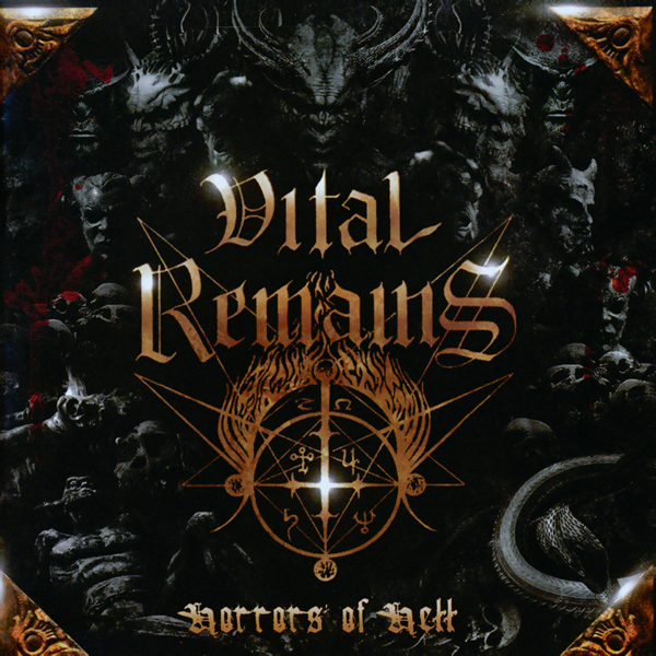 Vital Remains - Horrors Of Hell - 1989/1991