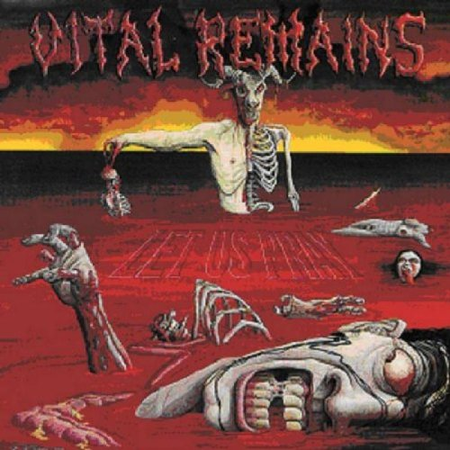 Vital Remains - Let Us Pray - 1992