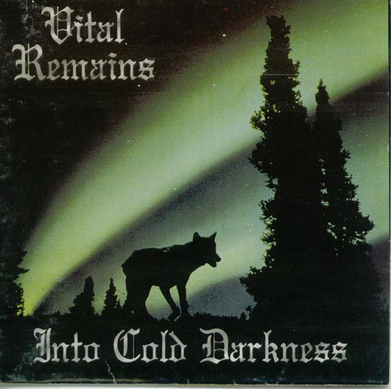 Vital Remains - Into Cold Darkness - 1995
