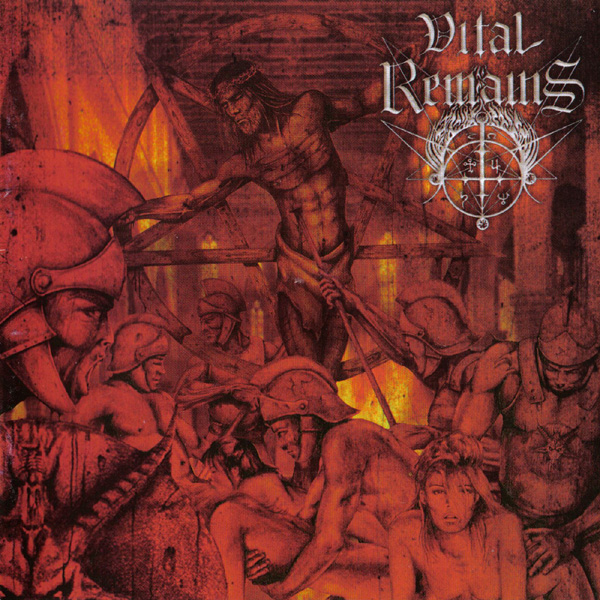 Vital Remains - Dechristianize - 2003
