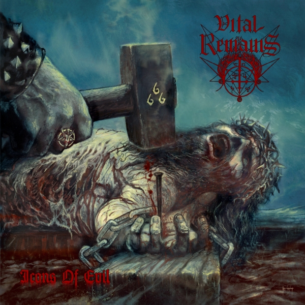 Vital Remains - Icons Of Evil - 2007