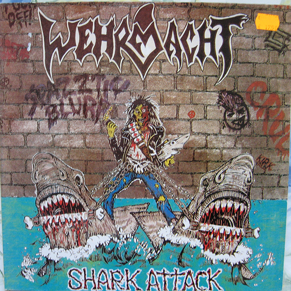 Wehrmacht - Shark Attack - 1987