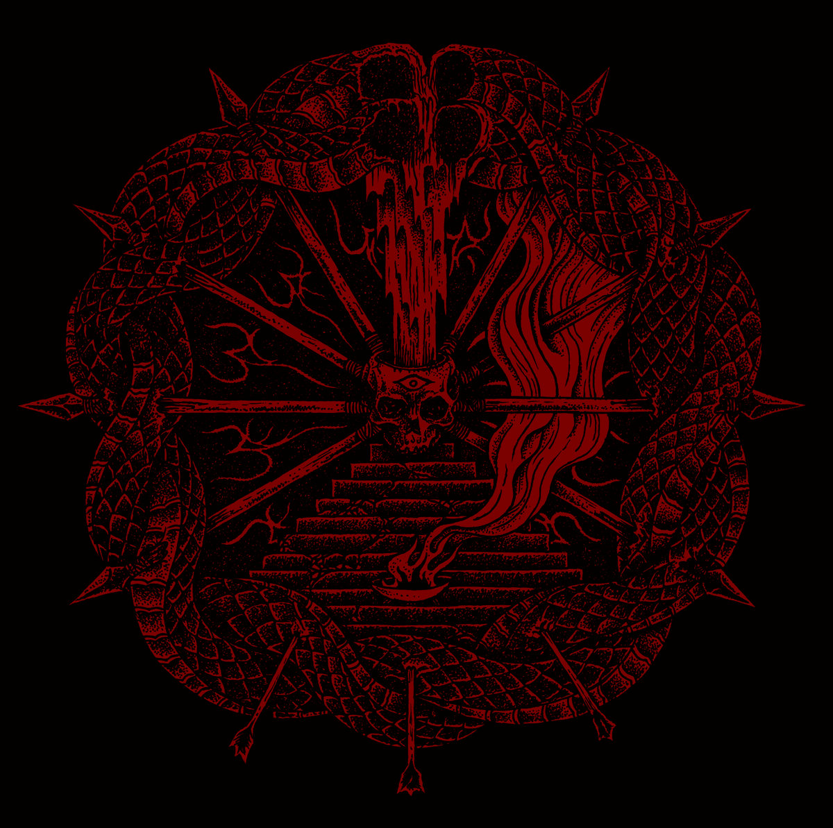 Witchrist - Beheaded Ouroboros - 2010
