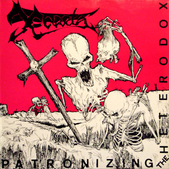 X-Creta - Patronizing The Heterodox 1986